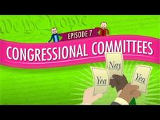 Congressional Committees: Crash Course Government and Politics #7 Video