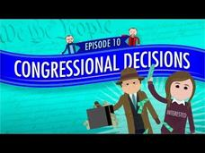 Congressional Decisions: Crash Course Government and Politics #10 Video