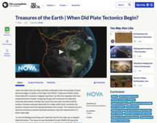Treasures of the Earth | When Did Plate Tectonics Begin? Video