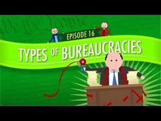 Types of Bureaucracies: Crash Course Government and Politics #16 Video