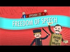 Freedom of Speech: Crash Course Government and Politics #25 Video