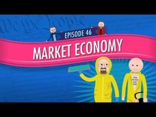 Market Economy: Crash Course Government and Politics #46 Video