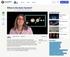 What Is the Solar System? Video