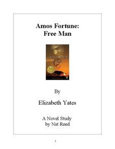 Amazon.com: Amos Fortune Free Man Study Guide ...