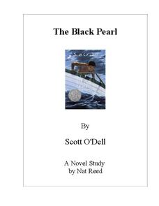 The Black Pearl Novel Study Study Guide