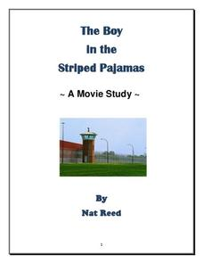 The Boy in the Striped Pajamas Film Study Study Guide