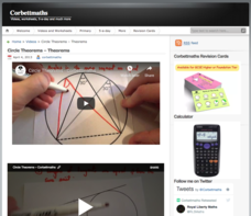 Circle Theorems Video