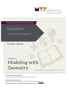 Module 7: Modeling with Geometry Unit