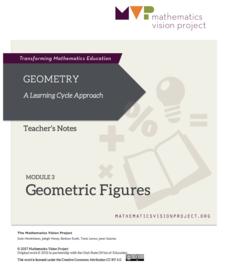 Module 3: Geometric Figures Unit for 9th - 12th Grade | Lesson Planet