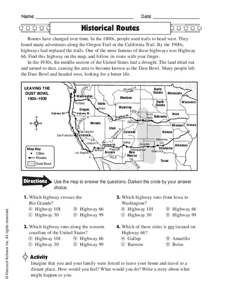 dust bowl worksheet free worksheets library download and print worksheets free on comprar en. Black Bedroom Furniture Sets. Home Design Ideas