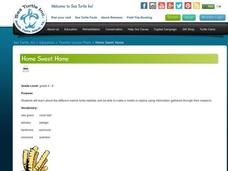 Home Sweet Home Lesson Plan