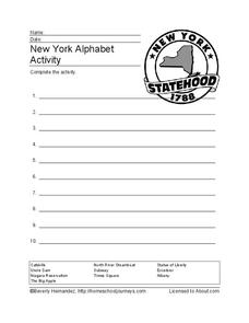 Homeschooling Worksheet
