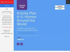 Homes Around the World Lesson Plan
