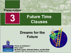 Future Time Clauses Presentation