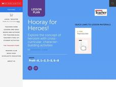 Hooray for Heroes Lesson Plan
