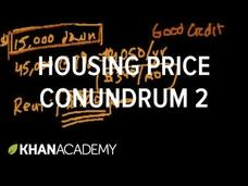 Housing Price Conundrum (Part 2) Video
