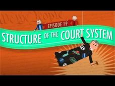 Structure of the Court System: Crash Course Government and Politics #19 Video