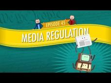 Media Regulation: Crash Course Government and Politics #45 Video