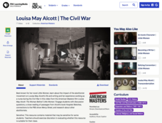 Louisa May Alcott | The Civil War Video