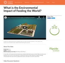 What is the Environmental Impact of Feeding the World? Video