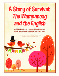 A Story of Survival: The Wampanoag and the English Unit