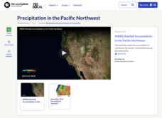 Precipitation in the Pacific Northwest Video