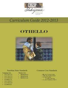 Othello: Study Guide Activities & Project