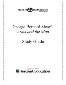 Arms and the Man: Study Guide Activities & Project