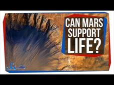 Could Complex Life Survive on Mars? Video