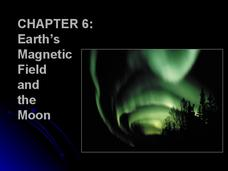 Earth's Magnetic Field and the Moon Presentation