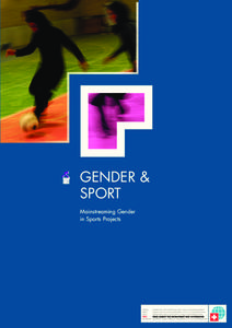 Gender and Sport Handouts & Reference
