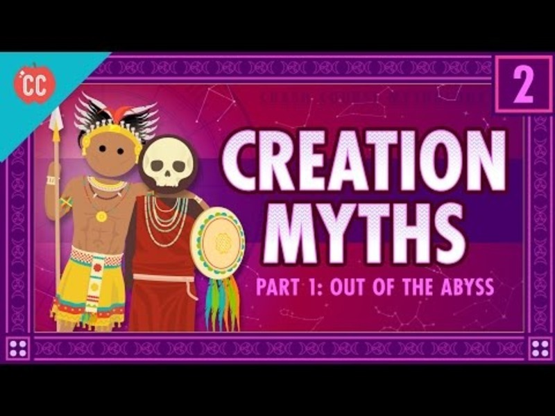 Creation from the Void: Crash Course World Mythology #2 Video