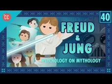 Freud, Jung, Luke Skywalker, and the Psychology of Myth: Crash Course World Mythology #40 Video