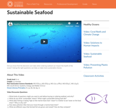Sustainable Seafood Video