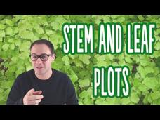 Stem-and-Leaf Plots Video