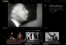 Dr. Martin Luther King, Jr. Video