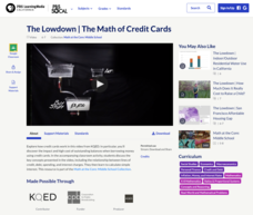 The Lowdown — The Math of Credit Cards Video