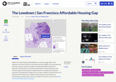 The Lowdown — San Francisco Affordable Housing Gap Activities & Project