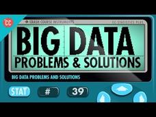 Big Data Problems: Crash Course Statistics #39 Video