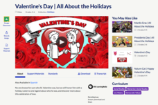 Valentine's Day | All About the Holidays Video