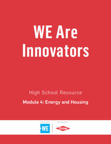 High School–Module 4: Energy and Housing Lesson Plan