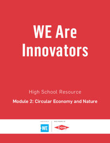 High School–Module 2: Circular Economy and Nature Lesson Plan