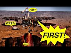 Five Firsts for Mars InSight Video