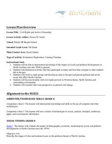 Civil Rights and Active Citizenship Lesson Plan
