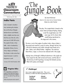 The Jungle Book Worksheet