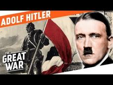 Adolf Hitler in World War 1 Video