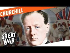 Winston Churchill - First Lord Of The Admiralty Video