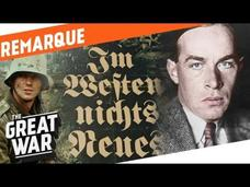 The Author of All Quiet on The Western Front - Erich Maria Remarque Video