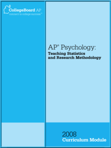 AP® Psychology: Teaching Statistics and Research Methodology AP Test Prep