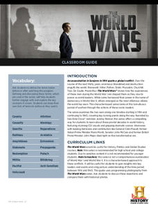 The World Wars Lesson Plan